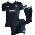 Mongo Football Kit Black