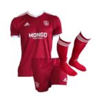 Mongo Football Kit Red