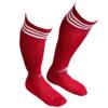 Mongo Football Socks Red